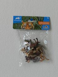 Zvířátka safari 5ks 10cm