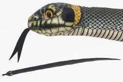 Had užovka obojková plyš 150cm (6)