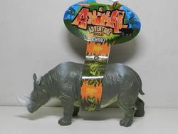 Nosorožec plast 22cm (12)