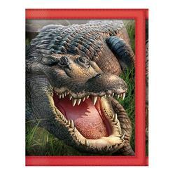 Peněženka 3D - krokodýl (5)