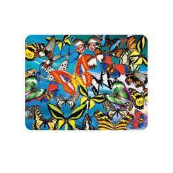 Magnet 3D 7x9cm - motýli (25)