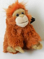 Orangutan plyš 12cm