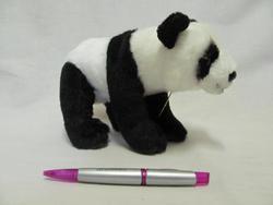 Panda plyšová stojící 22 cm