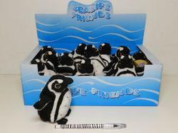 Tučňák plyš 13cm(12)