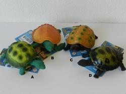 Želva strečová 11cm, 4druhy (24)