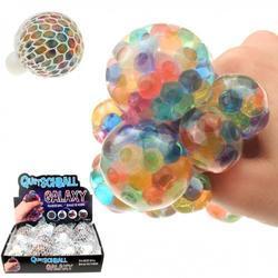 Míček v síťce barevný 6cm (12)