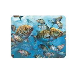 Magnet 3D 7x9cm -rybičky (25)