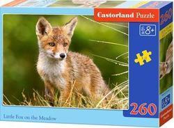 Puzzle lištička na louce 260dílků