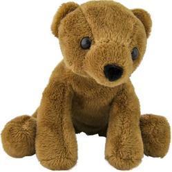 Medvěd hnědý mini plyš 13cm(12)