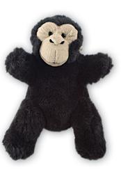 Maňásek šimpanz plyš 30cm