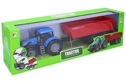 Traktor s vlečkou 42cm