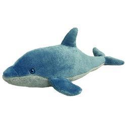 Delfín plyš ECO, střední 37cm