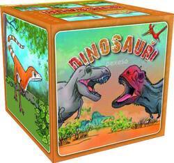 Pexeso BOX Dinosauři LUX