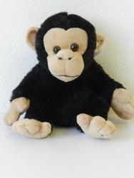 Šimpanz sedící plyš 20cm