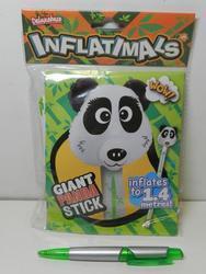 Bouchací tyč nafukovací - panda(48)