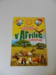 Pracovní sešit - Čtení v Africe SK