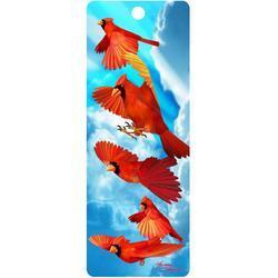 Záložka 3D 15,5x5,7cm - Ptáci