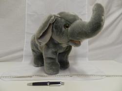 Slon plyš 50cm
