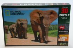 Puzzle sloni 500dílků
