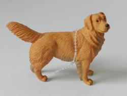 Pes Zlatý retrívr 9,5cm
