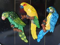 Magnet papoušek 13cm
