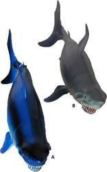 Žralok 34 cm 2 druhy (12)