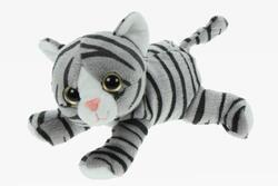 Kočka plyš 18cm (6)