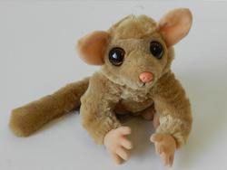 Opice nártoun plyš 18cm(6)