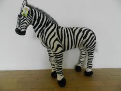 Zebra stojící 100cm