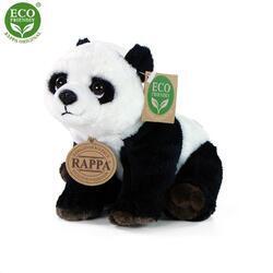 Panda sedící plyš 18cm
