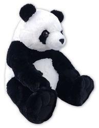 Panda sedící plyš 30cm