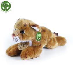 Lev ležící plyš 17cm