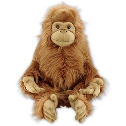 Orangutan sedící plyš 80cm
