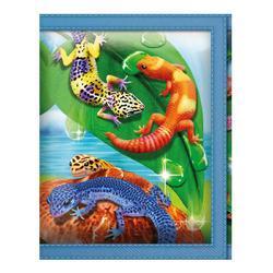Peněženka 3D -ještěrky (5)