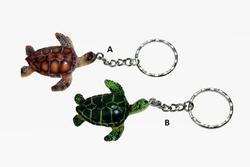 Přívěšek polyr. - mořská želva 11,5cm, 2dr (12ks)