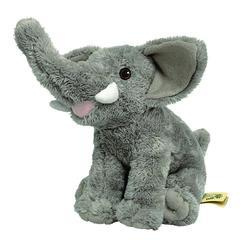 Slon plyš ECO, střední 28cm