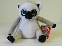Lemur, plyš 17cm(6ks/bal)