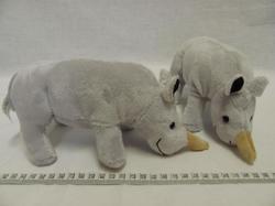 Nosorožec plyš 20cm(6)