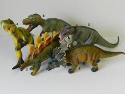Dinosaurus plast 40cm, 6druhů