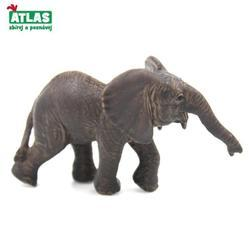 Slon africký mládě 9cm