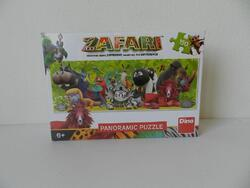 Puzzle safari 150dílků