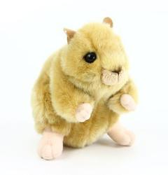 Křeček zlatý plyš 16cm