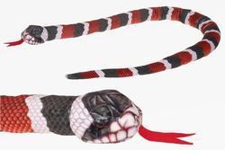 Had krajta královská plyš 150cm (6)
