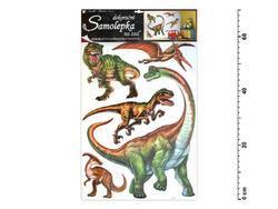 Samolepící dekorace dinosauři