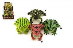 Žába plast 8cm ast (48)