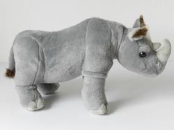Nosorožec plyš 39cm