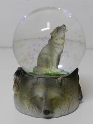 Sněžítko 9cm - vlk(12)