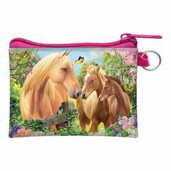 Kapsička 3D 11x8cm - koně (5)