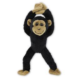 Šimpanz plyš 21cm, suchý zip