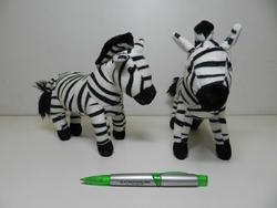 Zebra plyš 24cm (6)